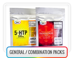 General / Combination packs